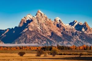 wilderness, winter, wood, mountains, national park