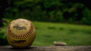 baseball, balle, sport