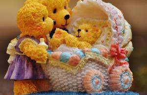 oso de peluche, juguetes, lindo