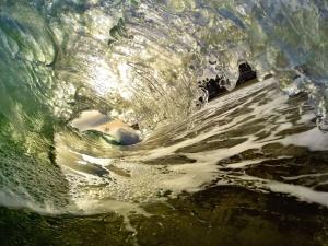 nước, sóng, thiên nhiên, đại dương