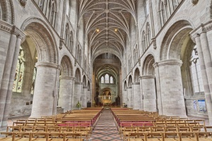 pillars, chapel, arch, architecture, building, cathedral, chairs, church