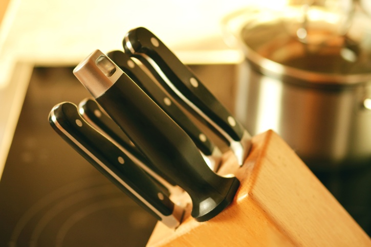 knives, cooking, kitchen