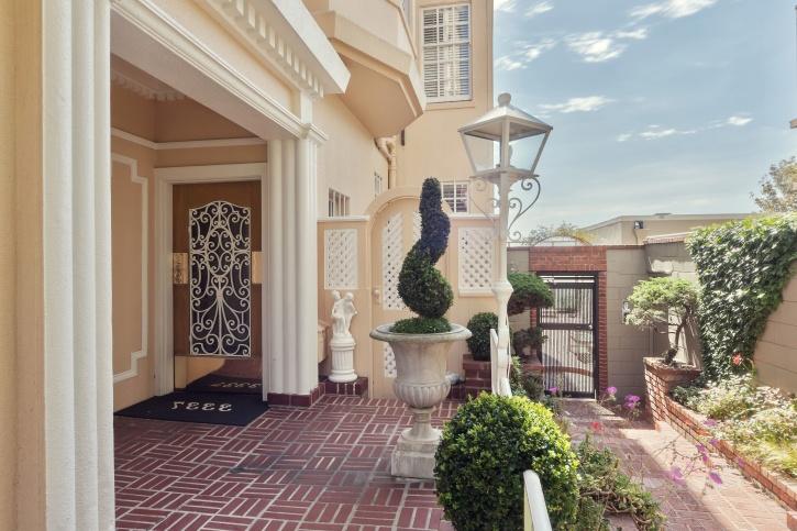 Foto gratis casa esterno lusso residenza residenziale - Ingresso casa esterno ...