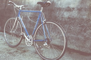 bicycle, brakes, classic, gear, ring, vehicle, wheel