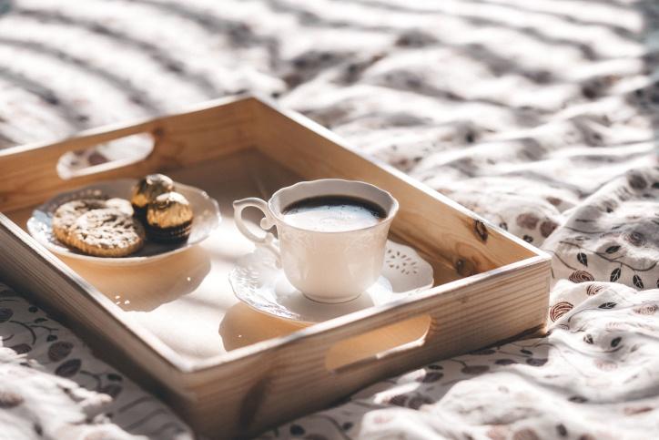 hrana, mlijeko, kava kreveljiti, osvježenje, tanjur, šećer, slatko