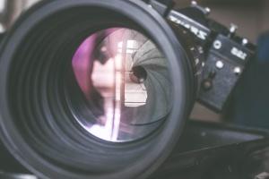 Фото камеры, объектив, диафрагмы, Камера, зум, фотографии, отражение, технологии