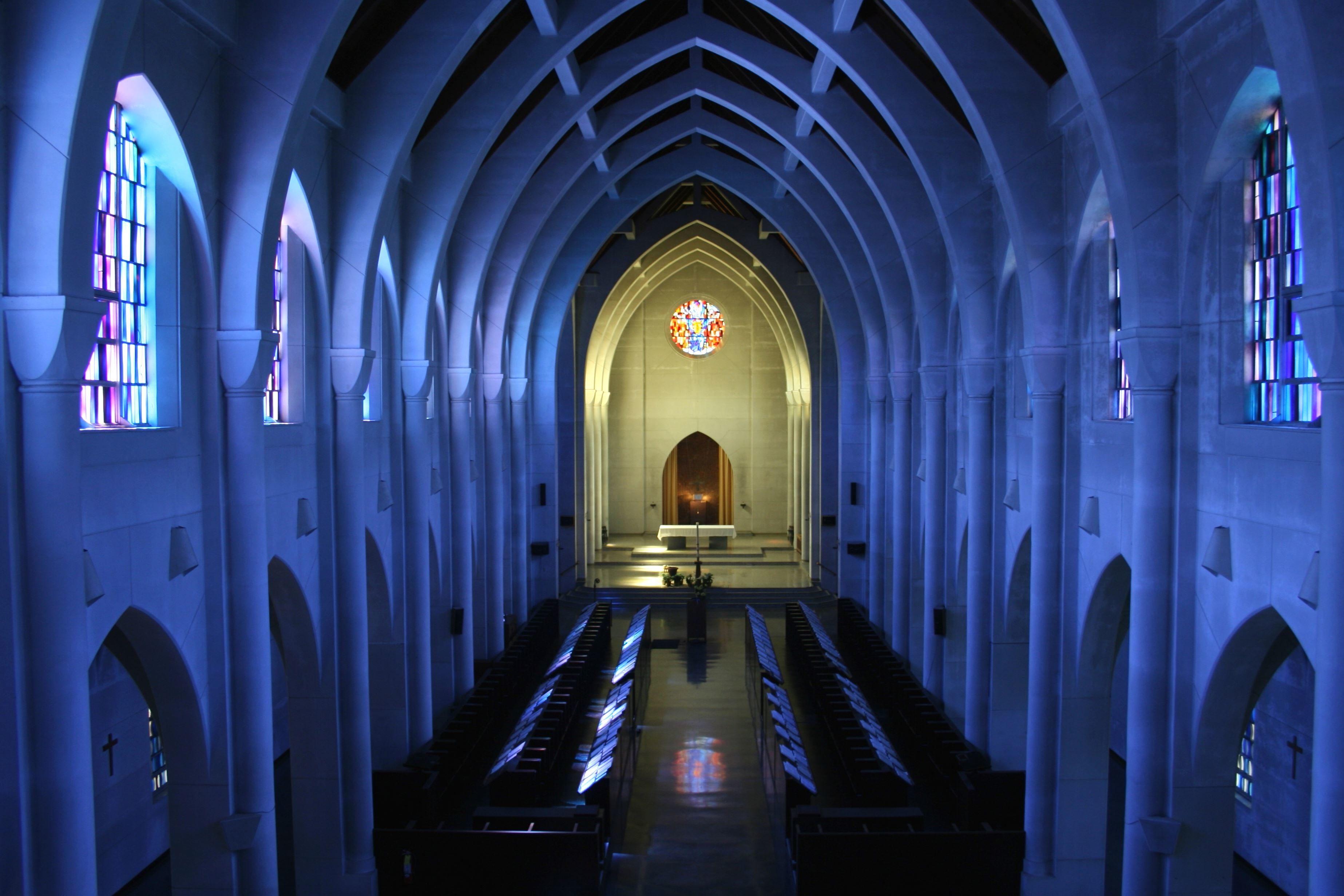 Imagen gratis: arcos, arquitectura, construcción, catedral ...