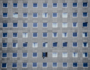 windows, architecture, building, city