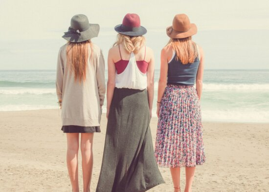 water, women, beach, ocean, people, sand