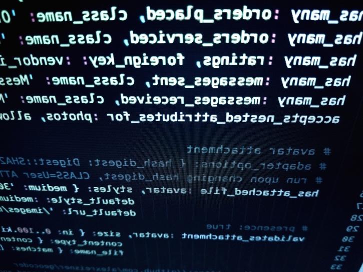 program, monitor, script, security, software, data, developer, coding, computer