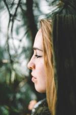 όμορφη κοπέλα, ξανθά μαλλιά, μάτια, βλεφαρίδες, πρόσωπο, μόδα, γυναίκα