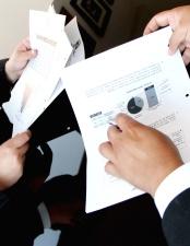 documento, gráfico, papel, oficina, negocio, gráficos, datos, trabajos