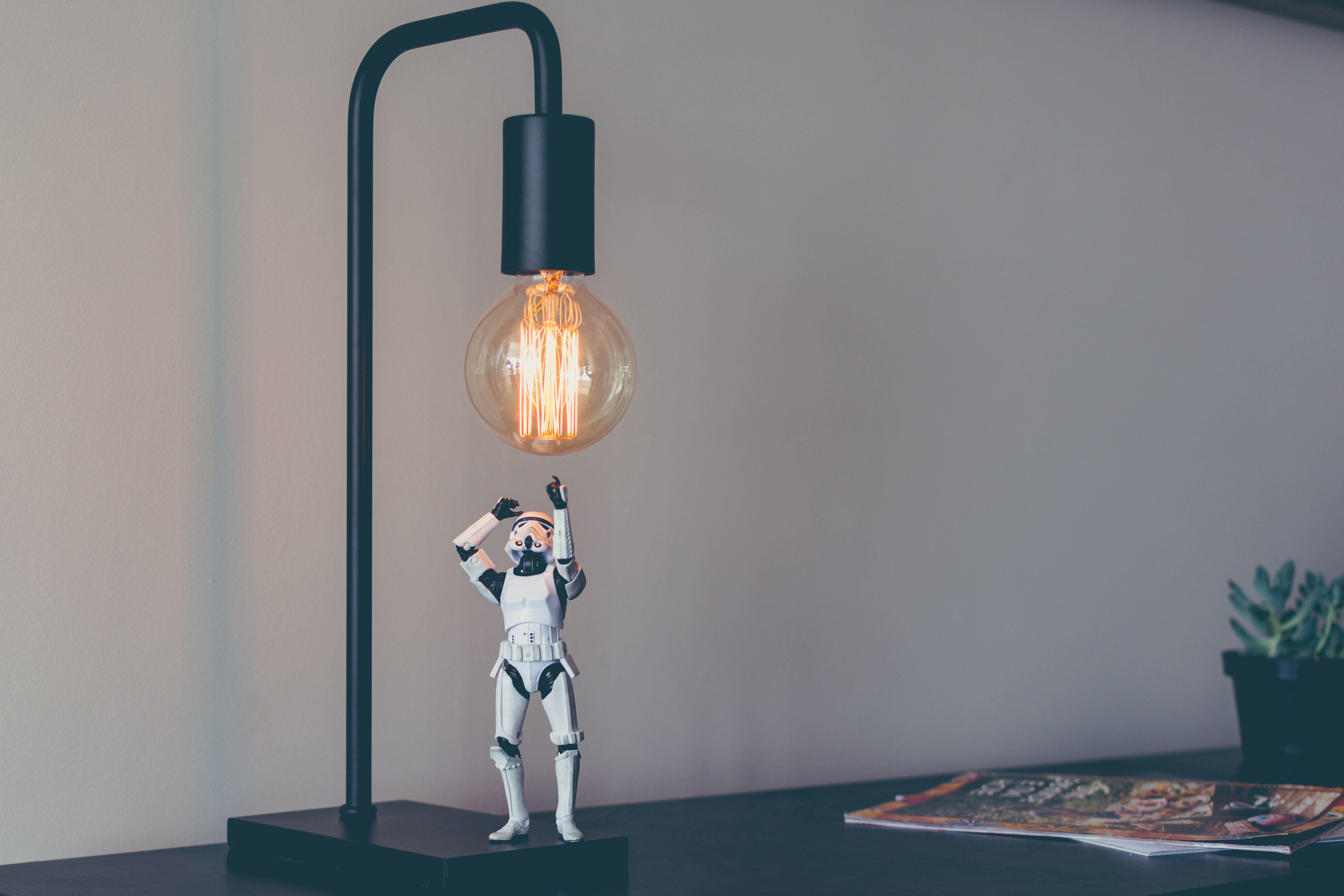 Lampen En Licht : Kostenlose bild: glühbirne dekoration elektrisch spielzeug lampe
