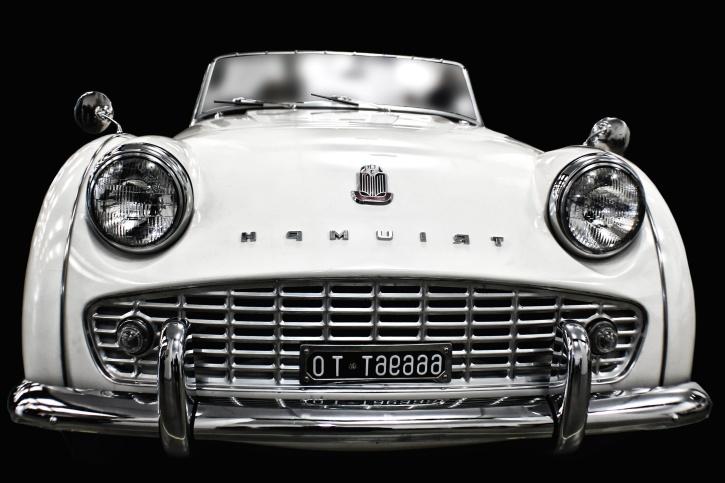 auto, auto, ajovalot, classic, triump