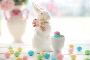 easter, easter eggs, colorful, decoration, dessert, bunny, candy, celebration, chocolate, color
