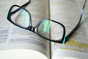eyeglasses, knowledge, learn, page, pages, paper