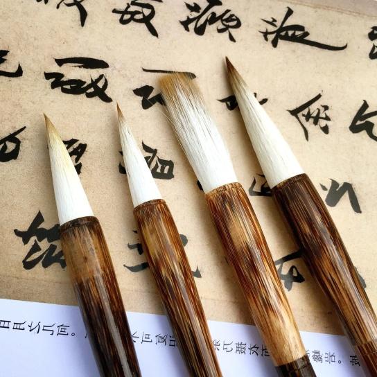 กระดาษ แปรง ศิลปะ องค์ประกอบ ข้อ ความ แบบดั้งเดิม ไม้