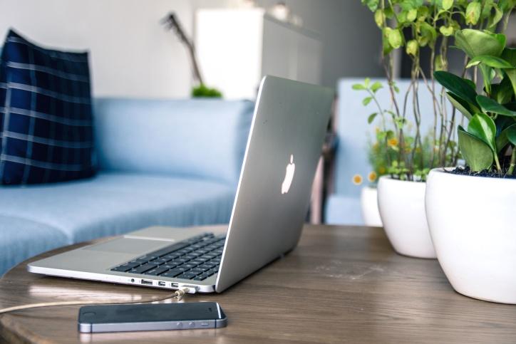 prijenosno računalo, suvremene, mobilni telefon, tehnologija, izleta, digitalni