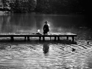 fish, fisherman, fishing, hunting, lake, recreation, reflection, river, travel, trees, water
