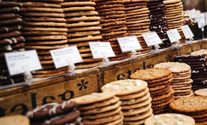 obilje, bazar, keksi, prodaju, prodaju, trgovina, shopping, hrana