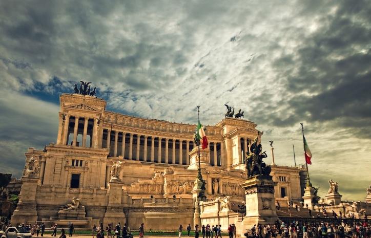 Architektura, budovy, Evropa, historické