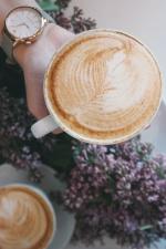 šalica za kavu, piće, krigla, krema, pića, doručak, cappuccino