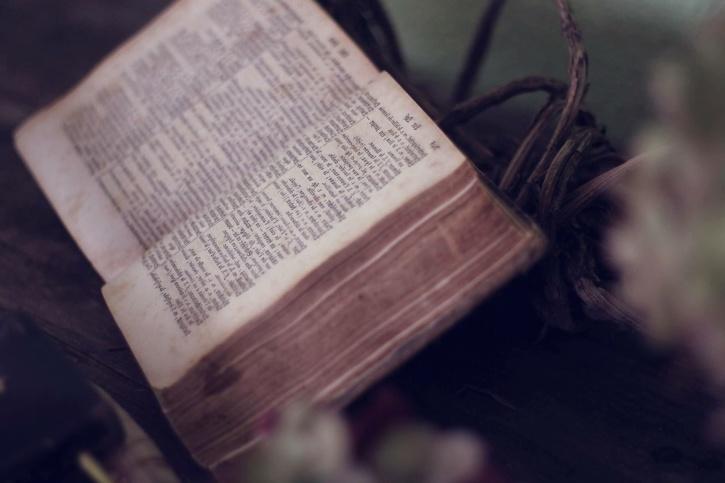 book, retro, antique