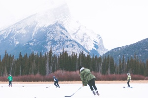 sport, cold, fun, game, ice, hockey, winter, wood