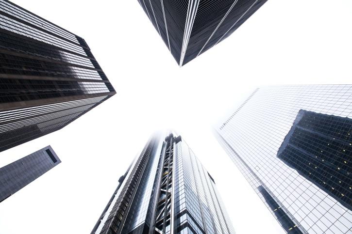 design, architecture, city, glass, downtown, windows