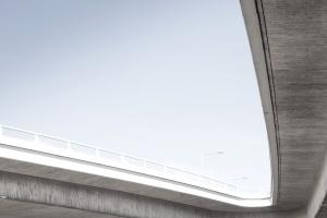 магистрала, желязо, пътя, Бридж, Сити, бетон