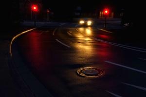 asphalt, car, city, fast, highway, light, road