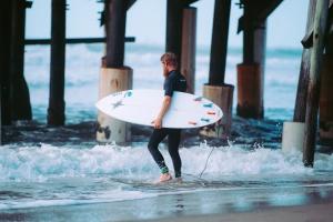 mar, verano, surf, surf, viajes, playa, diversión