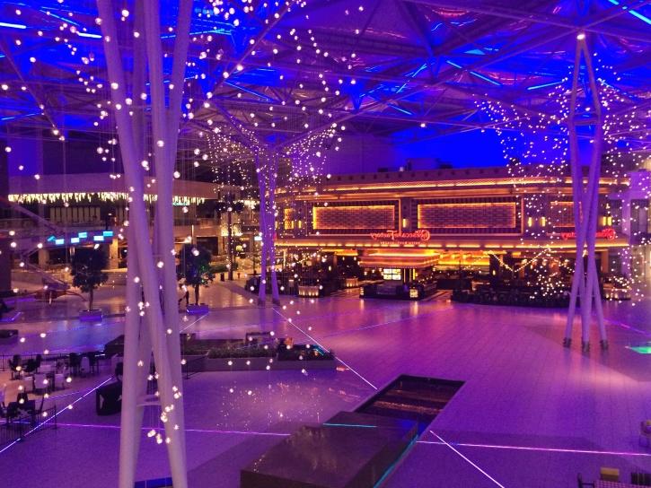 architecture, auditorium, ceiling, lamp, lights, celebration, city, night club