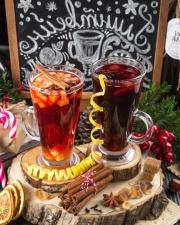 čaj, sladké, tabulka, šálek čaje, dekorace, nápoj