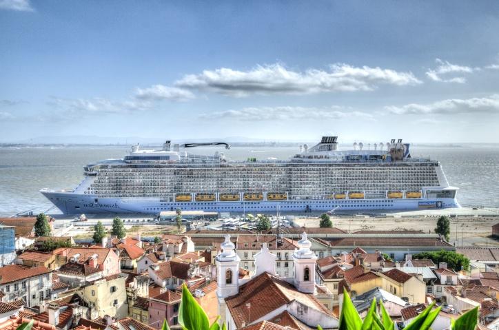 sea, tourism, travel, boat, cruise, ship, luxury