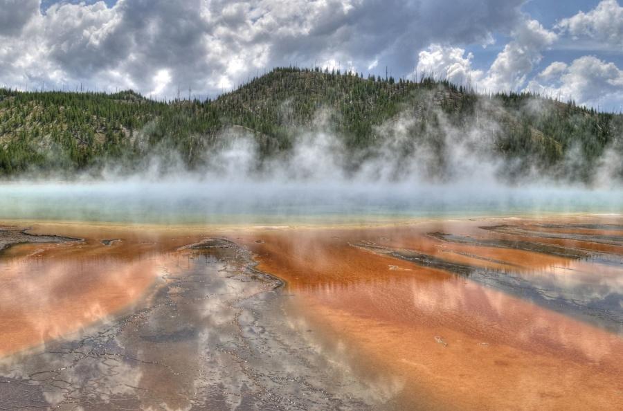 eruption, geology, geothermal, geyser, thermal, minerals