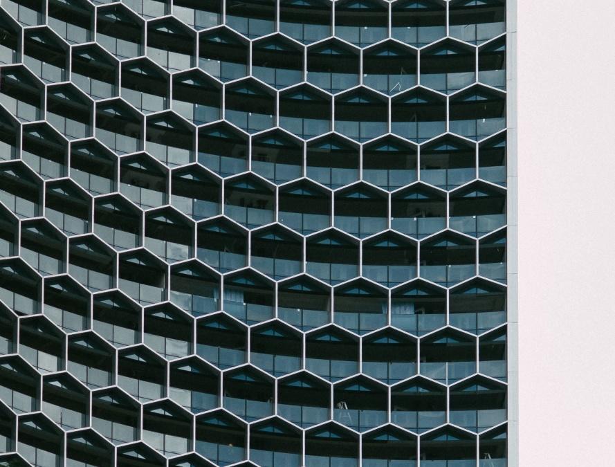 Image libre urbain mur ext rieur fa ade aluminium for Lumiere mur exterieur
