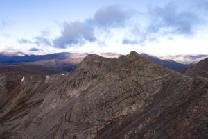 nature, rock, mountains, landscape, sky