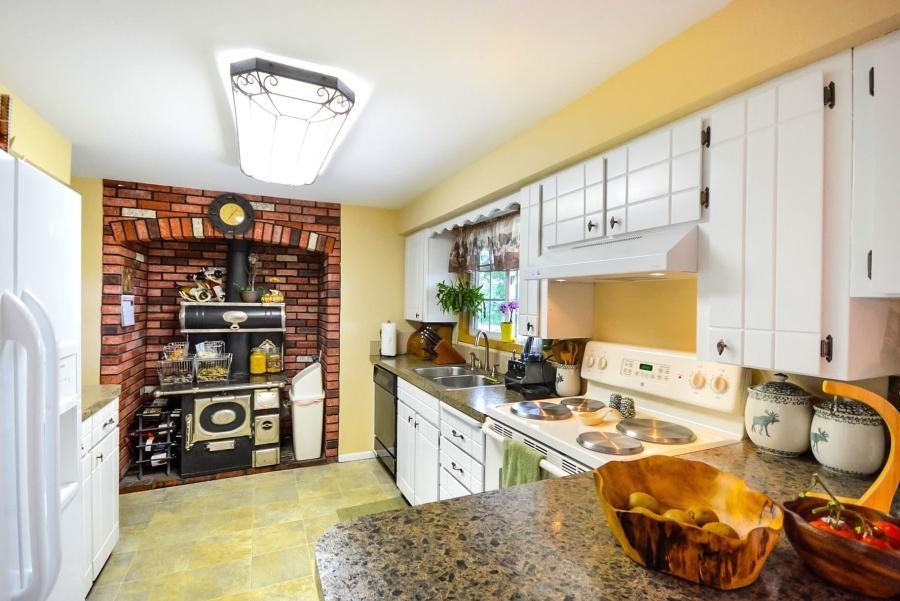 Imagen gratis: interior, nevera, muebles, cocina, cocina, decoración ...