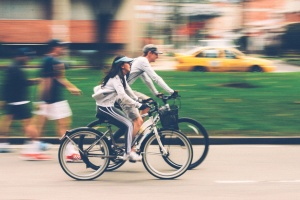 bicycles, vehicle, wheel, road, speed, sports, street
