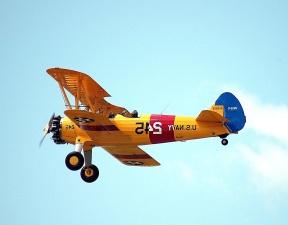 krídlo, lietadlo, letectvo, dvojplošník, farebné, vozidlo