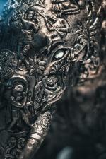 symbol, temple, statue, sculpture, ancient, architecture, art