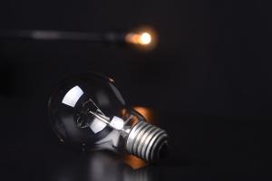 light bulb, macro, power, technology, electricity, energy