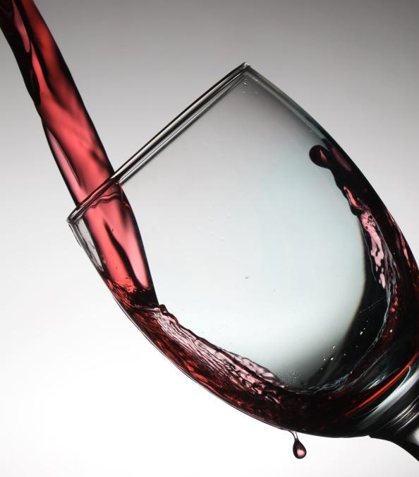 vätska, fruktjuice, glas, dryck