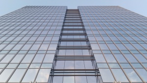 architecture, building, glass, windows, sky