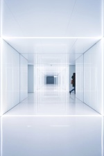 moderne, spaţiu, perete, abstract, arhitectură, design