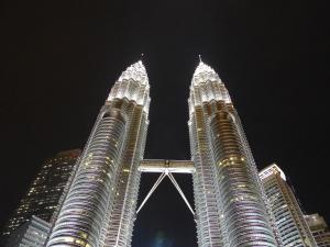 tour, ciel, architecture, bâtiments, ville, urbain