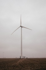 farm, wind, power, wind, turbine, windmill, energy
