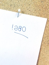 paper, reminder, sheet, stationery, board