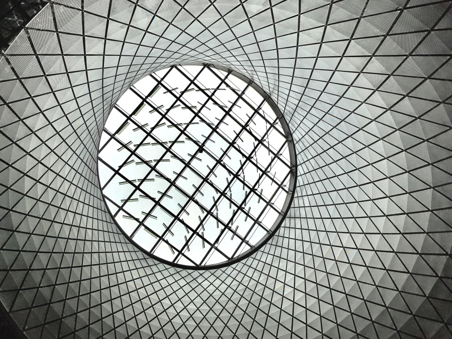Free Picture Steel Abstract Architecture Art Geometric